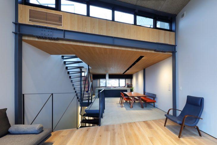 Riverside Villa by Atelier Boronski