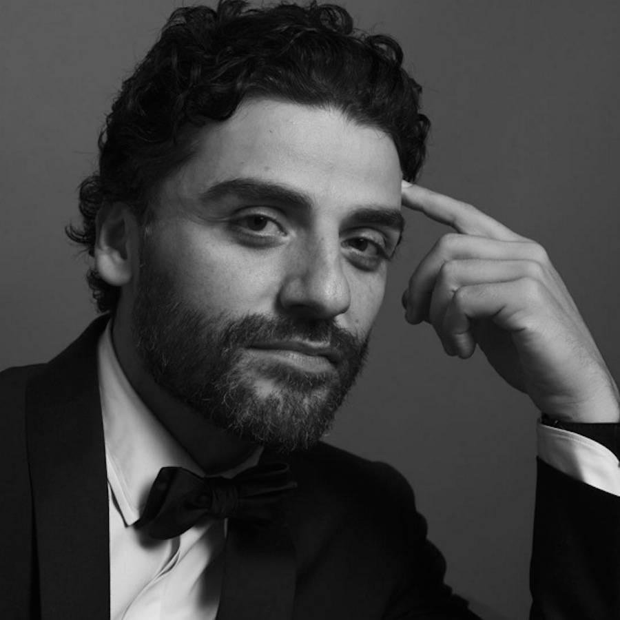 Oscar Isaac.