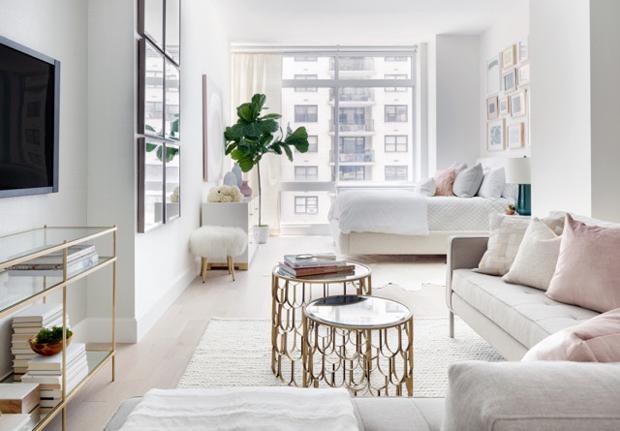Loft in Manhattan's Upper East Side by Taylor Spellman