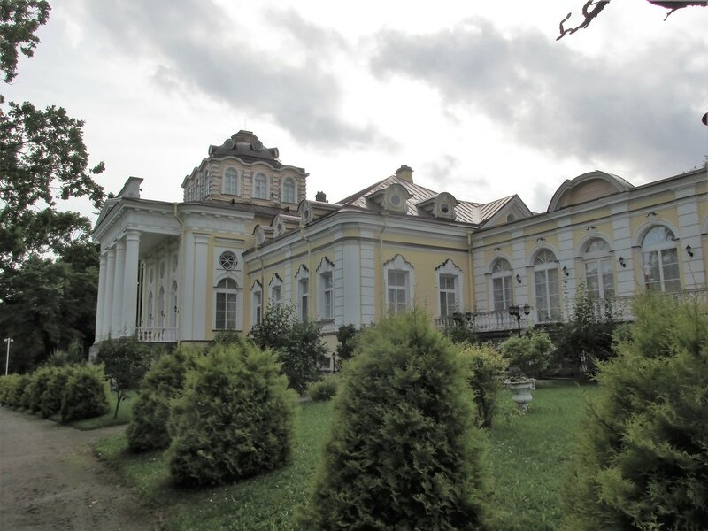 Елизаветинский дворец, Елизаветино.
