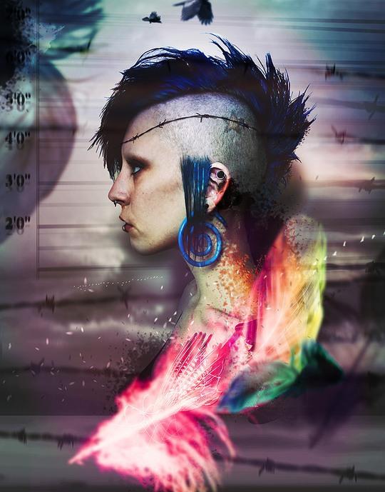 Cool Digital Art by Kevotu