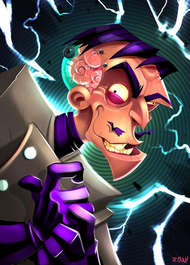 Big Menace Industries - Illustrations
