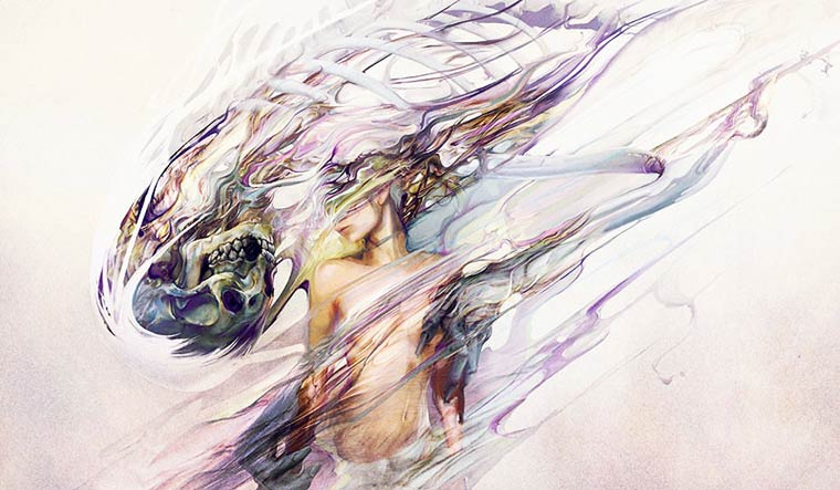 The strange hybrid creatures of Ryohei Hase