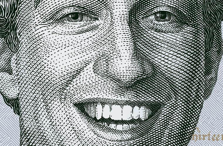 Will billionaires decorate our future banknotes?