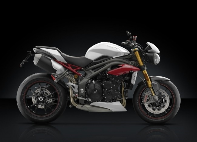 Аксессуары Rizoma для мотоциклов Triumph Speed Triple 1050 S/R 2016-2017