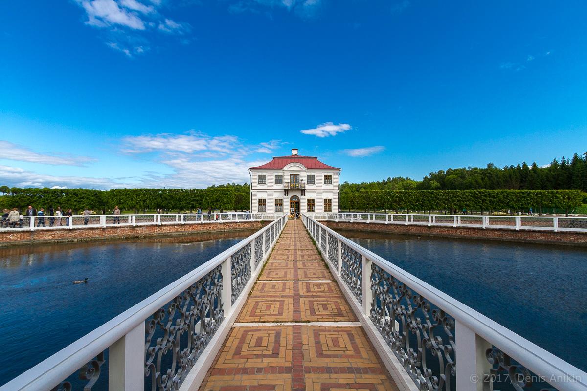 Дворец Марли Петергоф фото 11