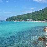 Ко Лан остров фото