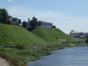 Замковый холм в Гродно