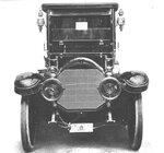 Mercedes 45/50 PS 1909 год