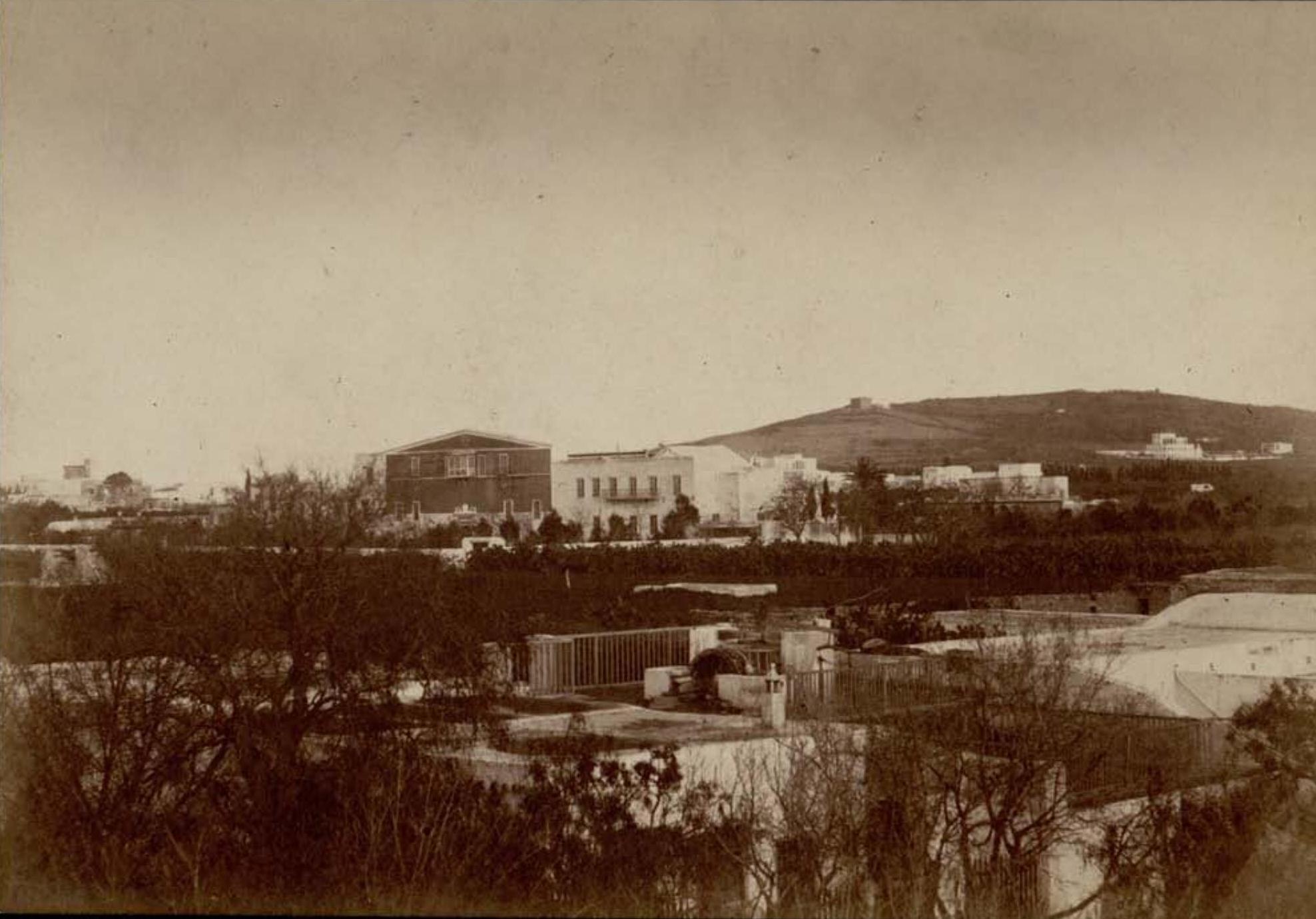 Археологическая миссия в Тунисе
