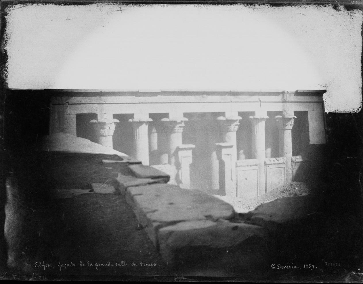 Эдфу. Храм Хора