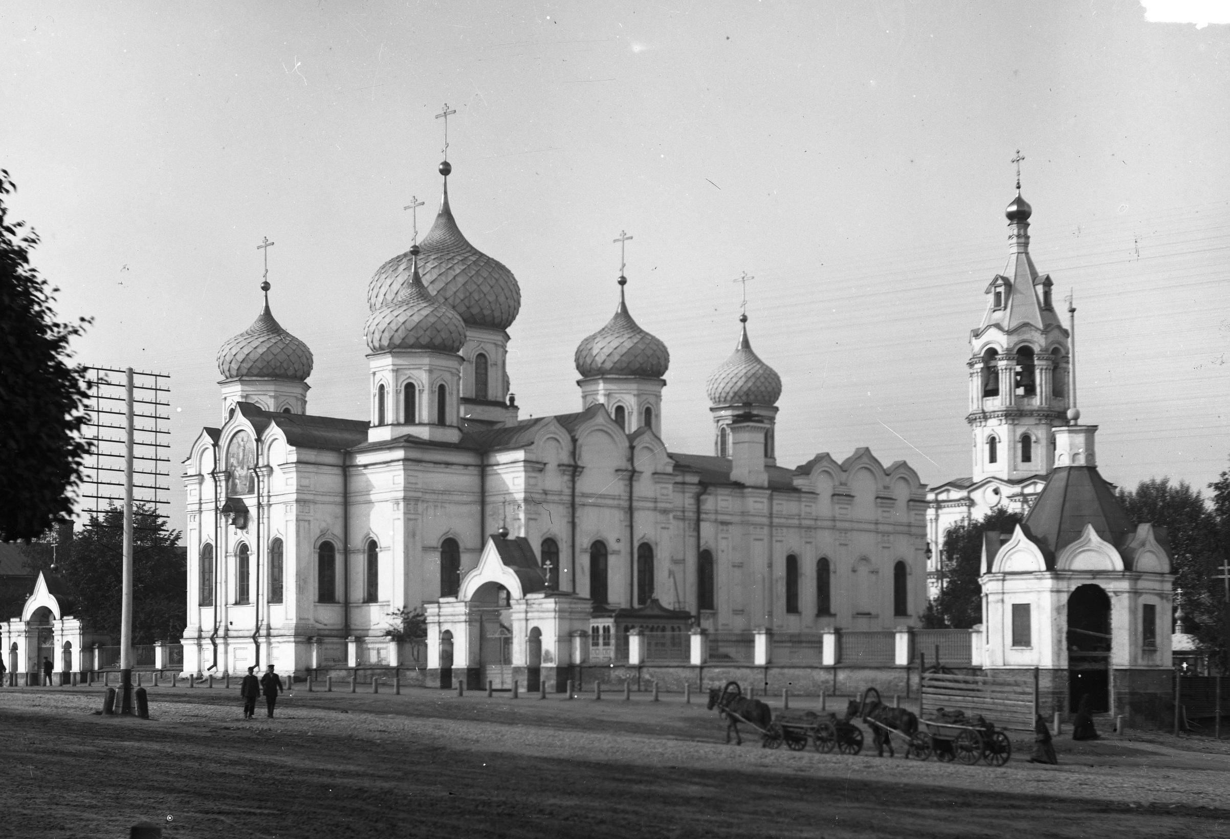 Вознесенский храм