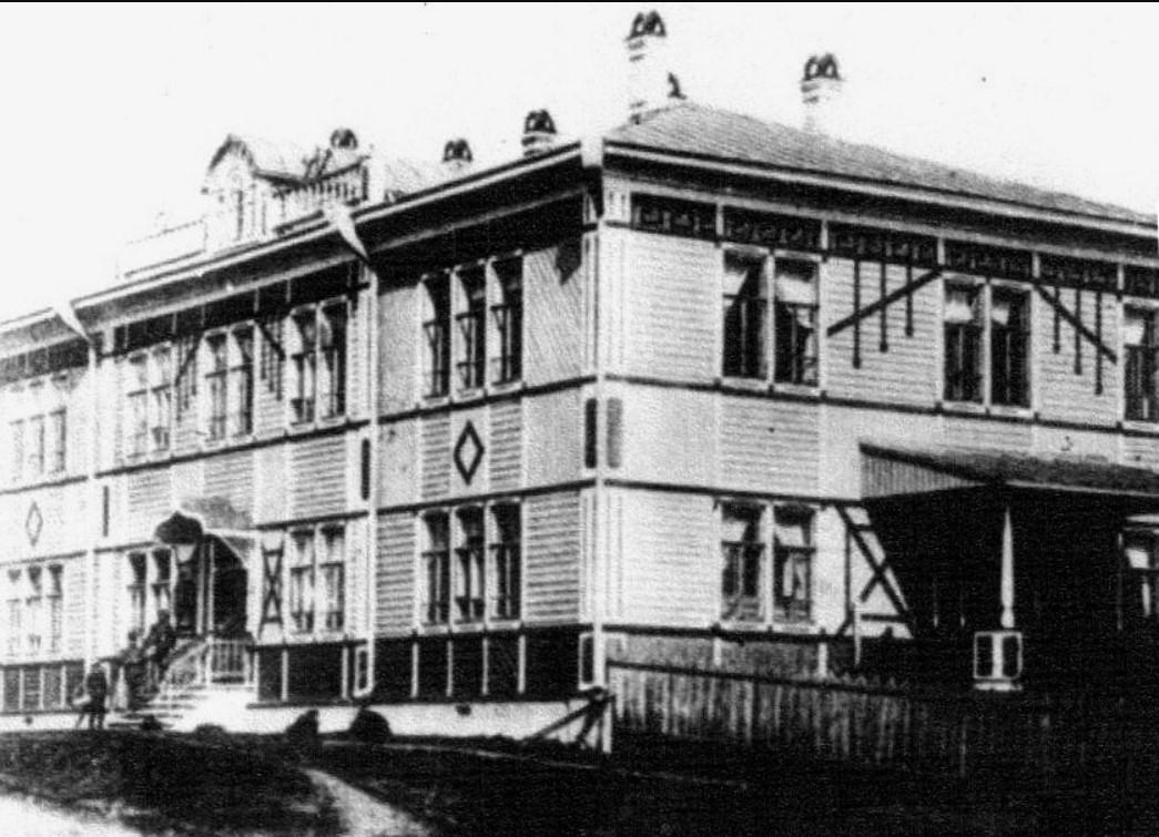 Городское высшее начальное училище