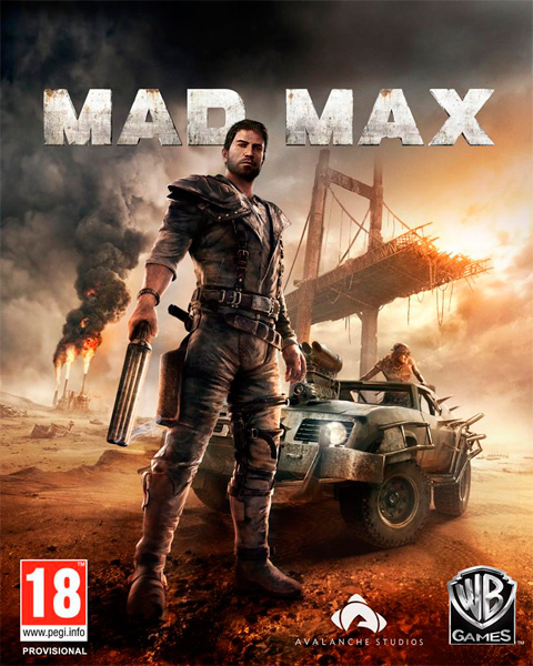 Mad Max (2015/RUS/ENG/MULTi9/Repack by R.G.Mechanics)