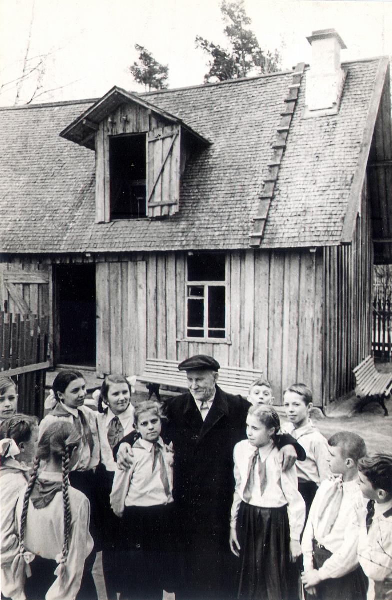 Великая страна СССР,Ленин,Разлив, Н.Емельянов