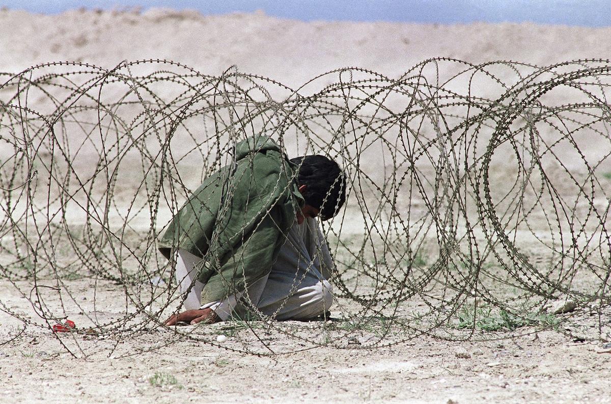 1991 Gulf War Iraq POWs