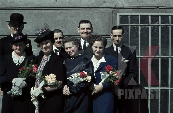 stock-photo-austrian-luftwaffe-pilot-wedding-day-family-group-vienna-austria-wien-1941-hitler-mustache-apartment-vinyl-player-9819.jpg