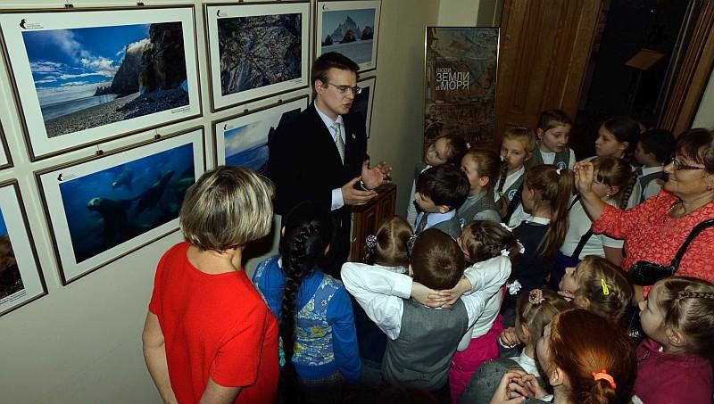Открылась выставка «Земля заповедная» посвященная 35-летию заповедника «Магаданский»