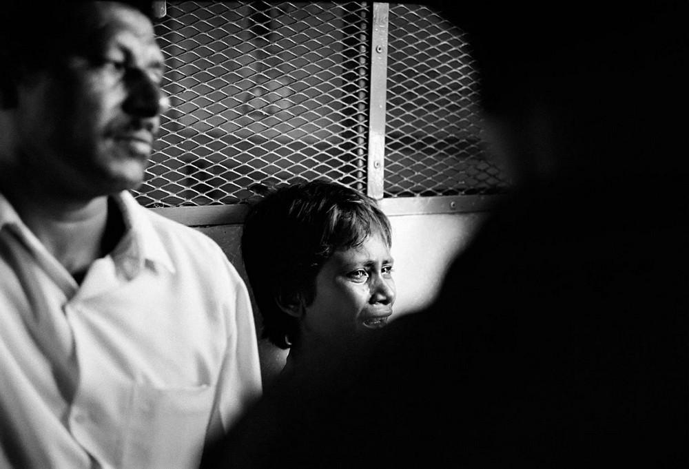 Мощные документальные снимки Дарио Митидиери