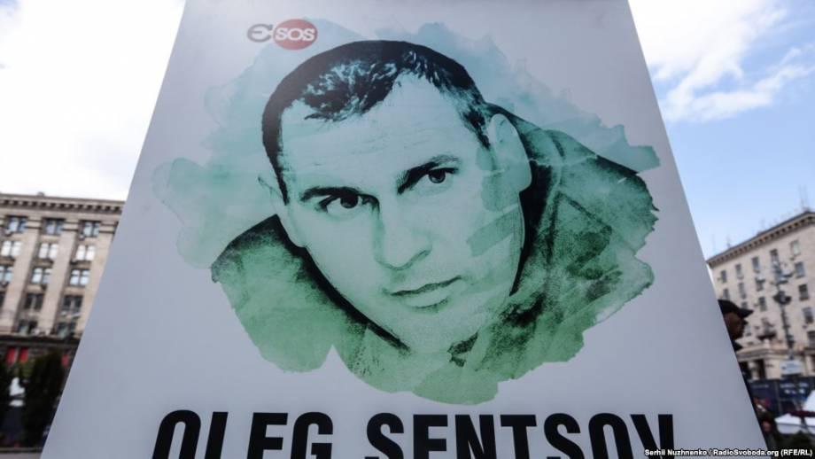 Правозащитники: Олег Сенцов находится в иркутской тюрьме
