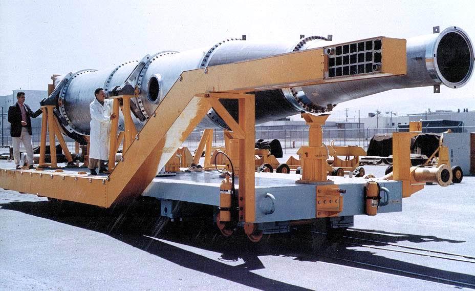 Атомная ракета