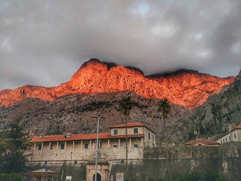 Старый Котор 1 января 2017г (Черногория)