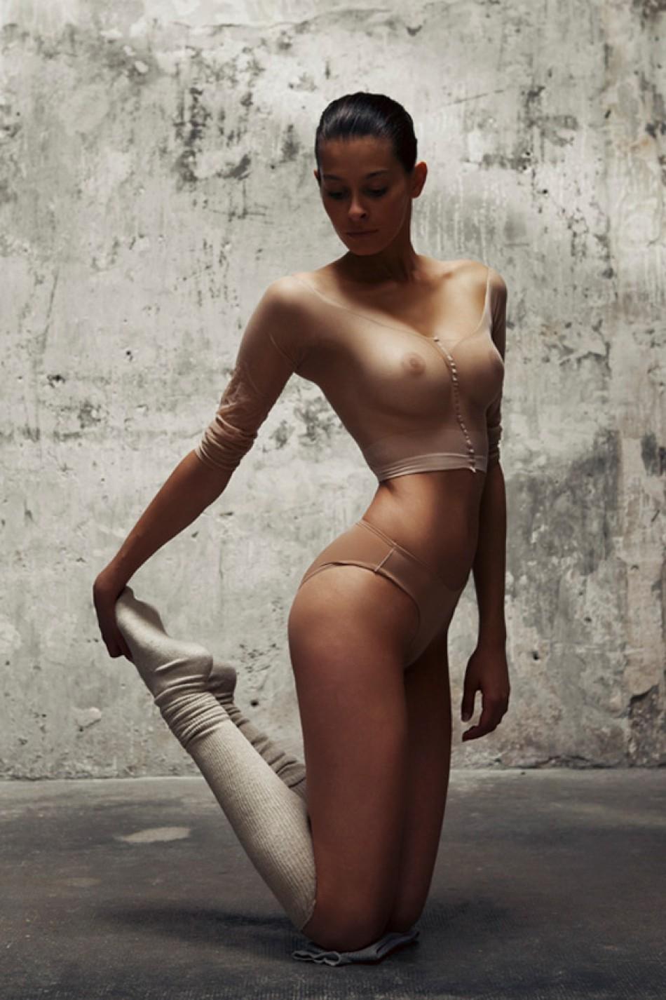Lara Swieciki / фото Pierre Dal Corso