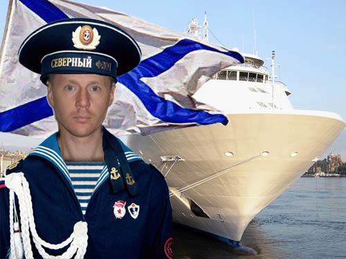 Северный флот... Не подведёт