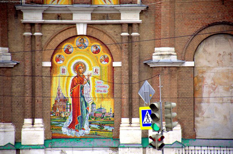 Боголюбский кафедральный собор в Мичуринске