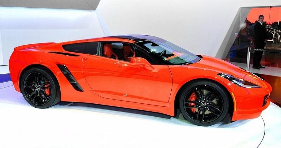 Появились независимые рендеры нового Chevrolet Corvette C8