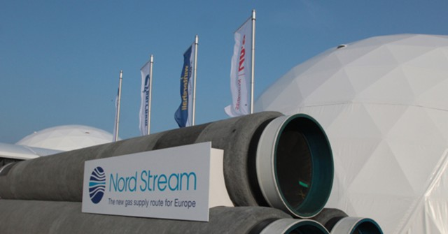 «Газпром» установил новый рекорд поставок газа поNord Stream