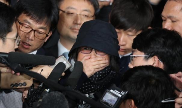 ВЮжной Корее вызвали надопрос замглавы Самсунг поделу окоррупции