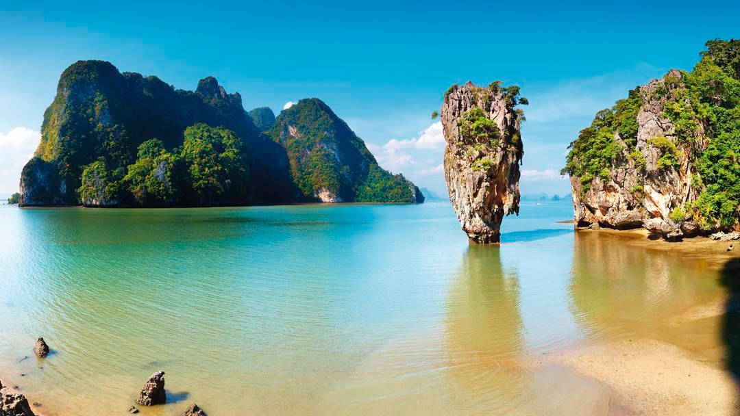 острова тайланда для отдыха
