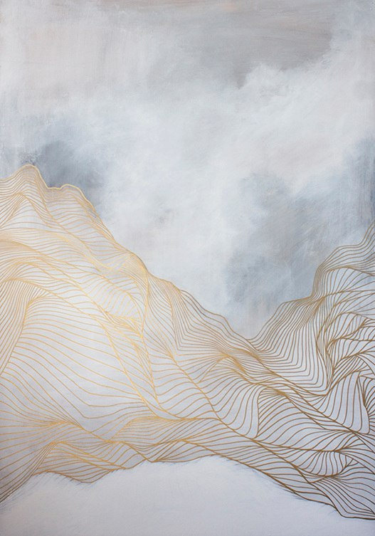 Геометрия в работах Tracie Cheng