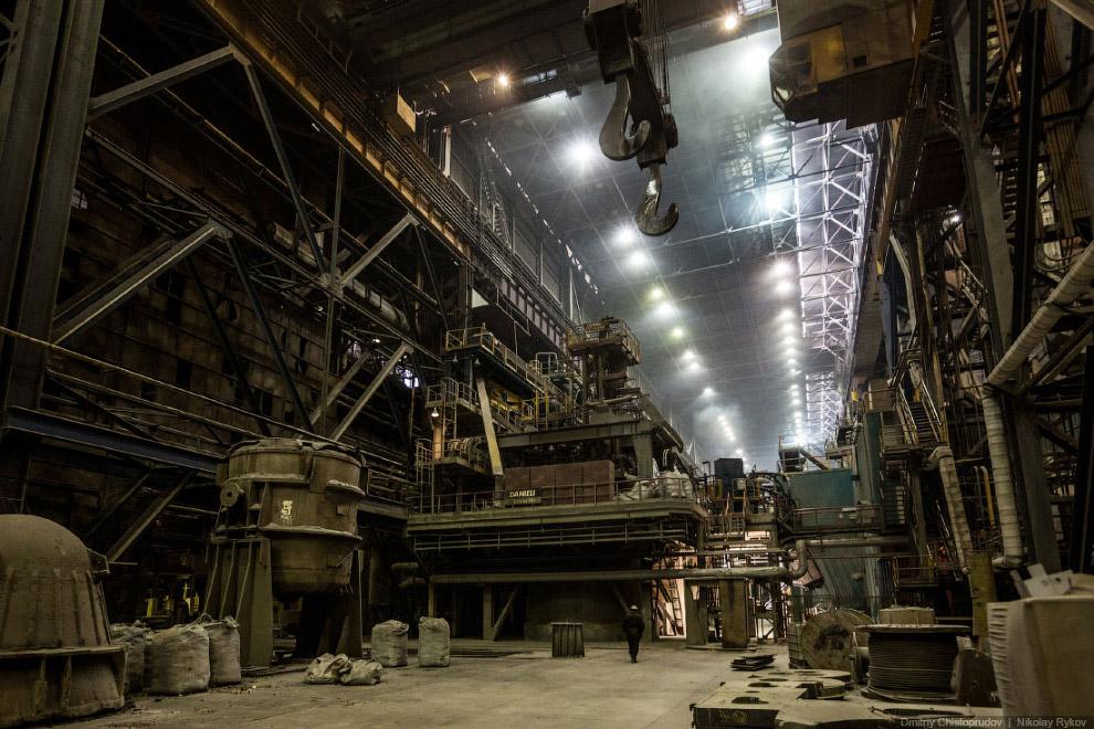 Более экономичным способом разливки стали, позволяющим получать стальную заготовку квадратного