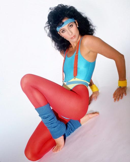 13 тенденций в красоте из 80-х, за которые теперь стыдно (13 фото)