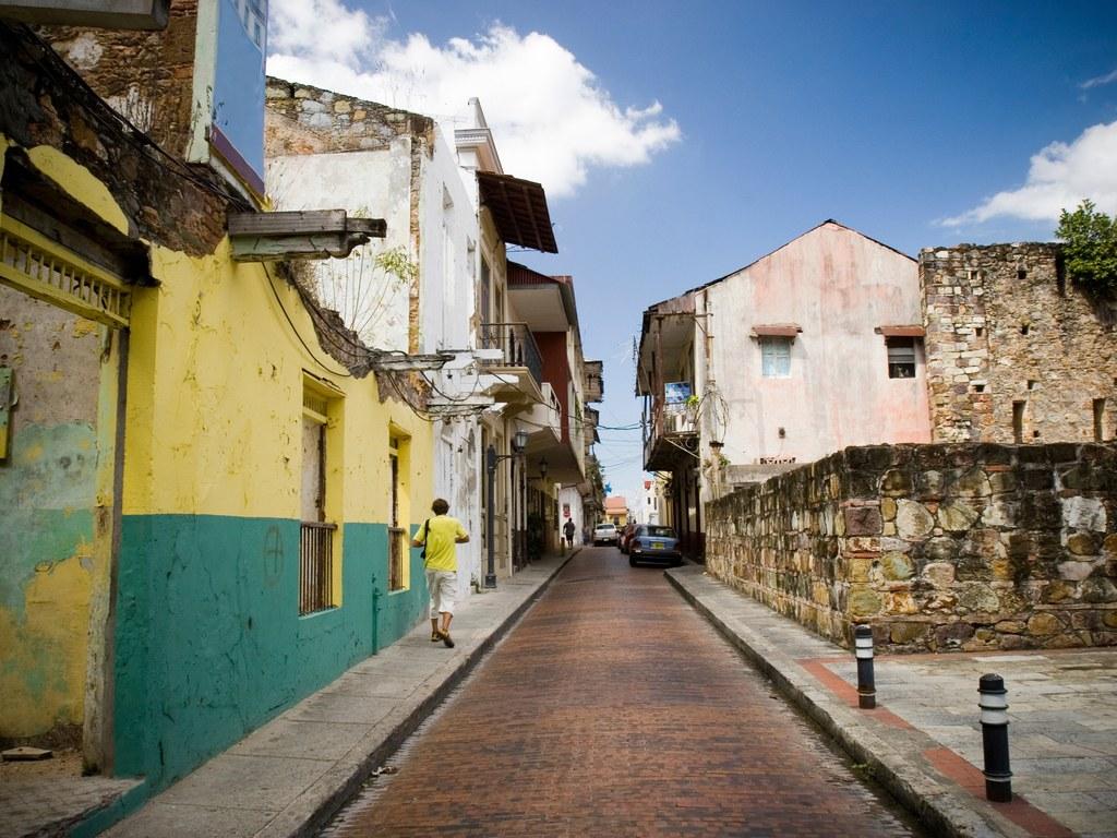Столица и самый большой город Республики Панама, а также один из старейших городов Центральной Амери