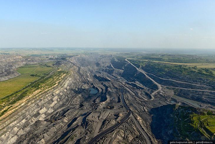 Талдинский угольный разрез — на данный момент, один из самых перспективных и динамично развивающихся
