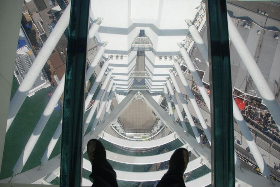 30. Spinnaker Tower — самая высокая башня в Великобритании за пределами Лондона. Ее высота — 170 мет
