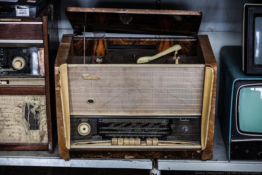 Радиоприемник моего отца: