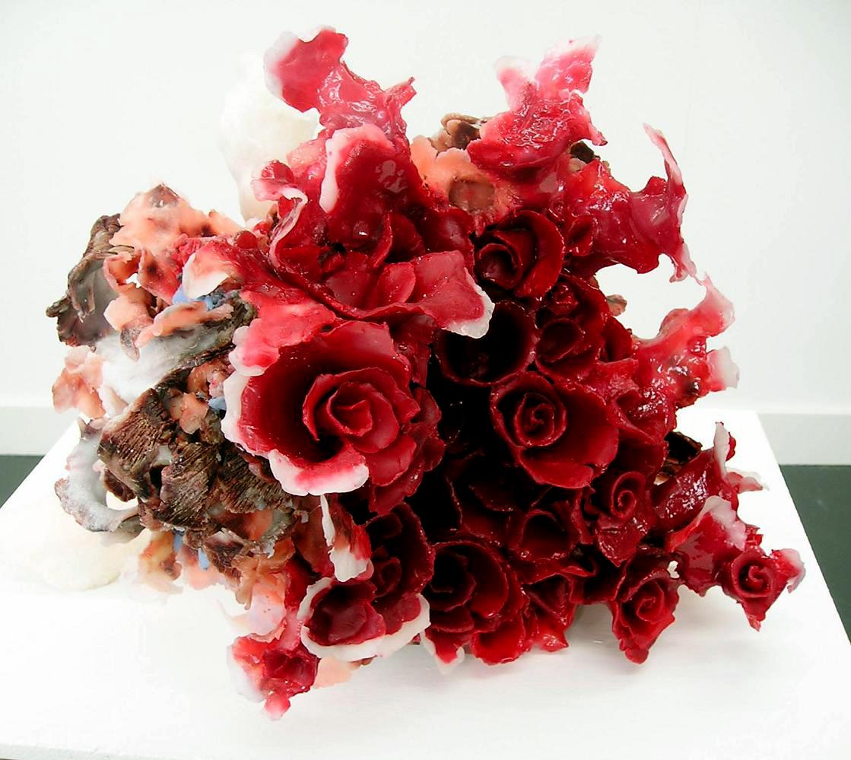 Магия воска: скульптуры Ребекки Стивенсон (16 фото)