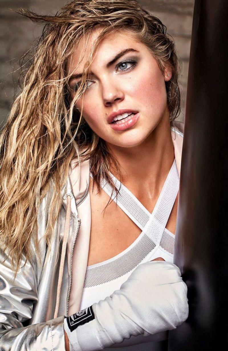 Кейт Аптон на обложке Shape Magazine