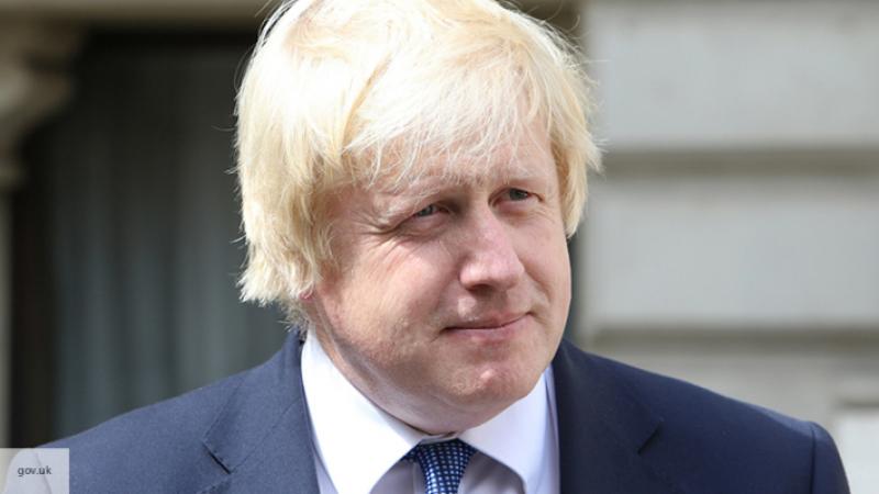 Джонсон объявил оготовности Англии сотрудничать сРоссией поСирии