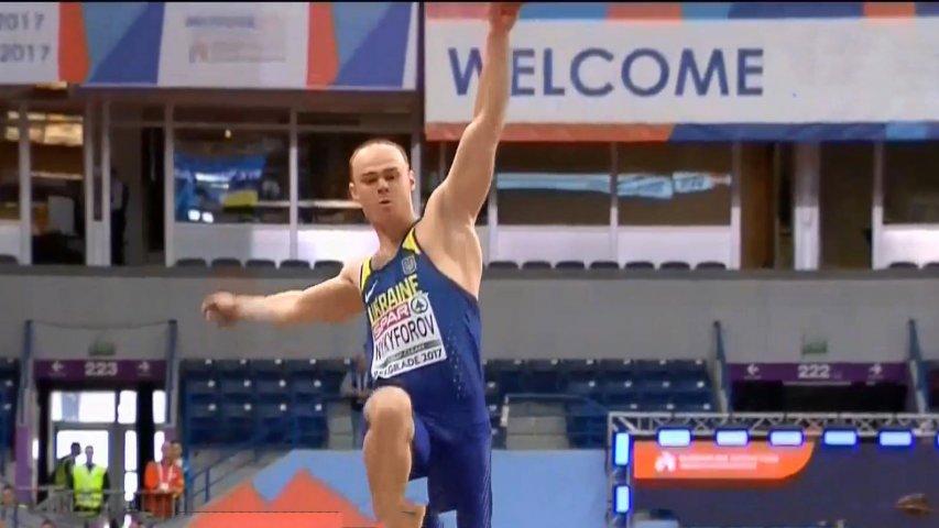 Марина Килипко— бронзовий призер чемпионата Європи впомещении