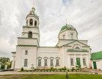 Храм свят. Николая Чудотворца с. Завьялово