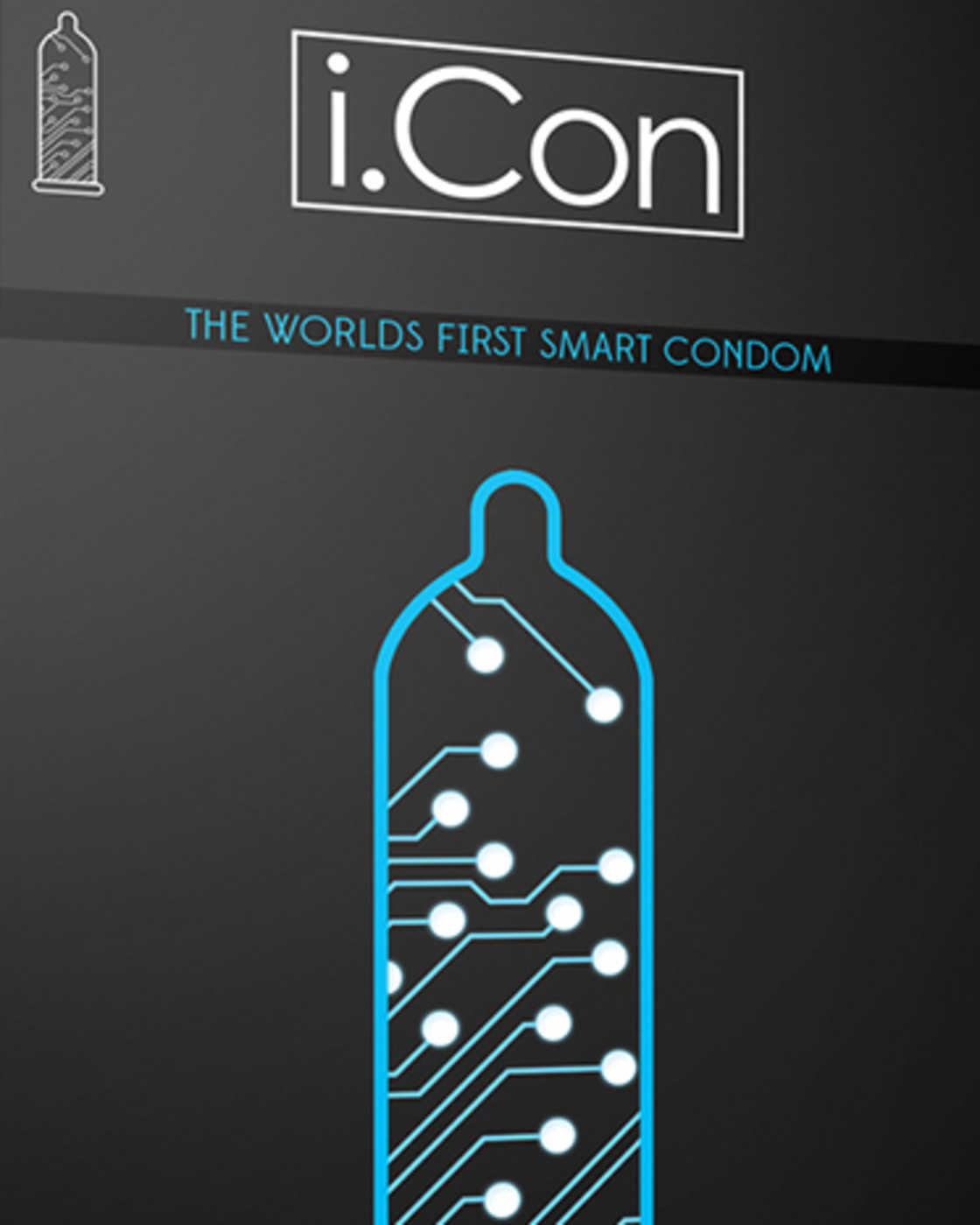 i.Con - The connected condom to measure your sexual performances