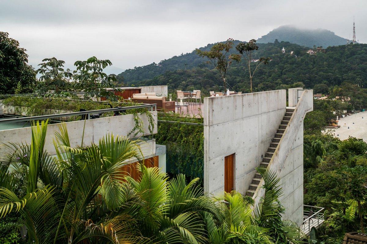 красивый дом в Бразилии