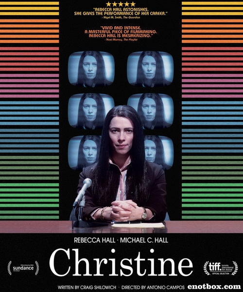 Кристин / Christine (2016/WEB-DL/WEB-DLRip)