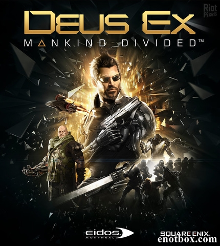 Deus Ex: Mankind Divided - Digital Deluxe Edition [v 1.16.761.0 + DLC's] (2016) PC | RePack от FitGirl