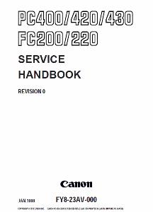 service - Инструкции (Service Manual, UM, PC) фирмы Canon 0_1b0e6b_a24df8c0_orig
